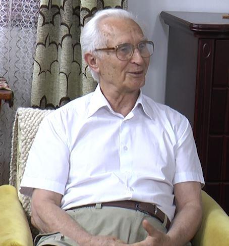 A 90 éves Obádovics J. Gyula matematika professzorral beszélgettem